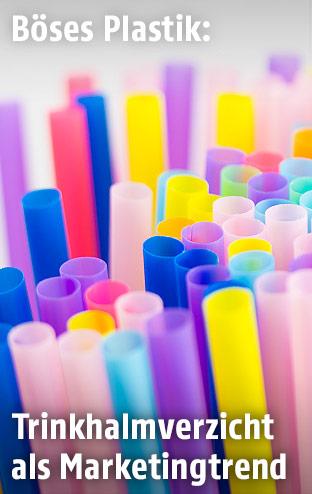 Plastikstrohhalme
