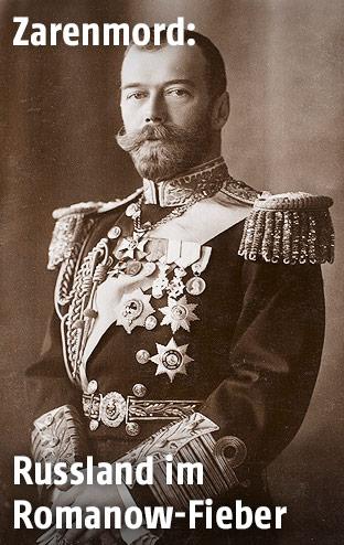 Zar Nicholas II.