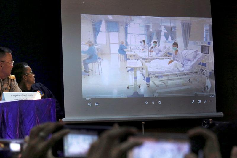 Übertragung aus dem Krankenzimmer