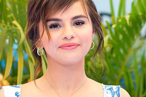 US-Schauspielerin und Sängerin Selena Gomez