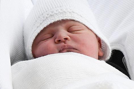 Queen verpasste Taufe von Urenkel Louis