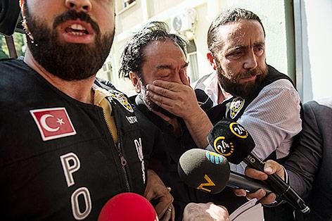 Türkische Polizei verhaftet Fernsehprediger Adnan Oktar