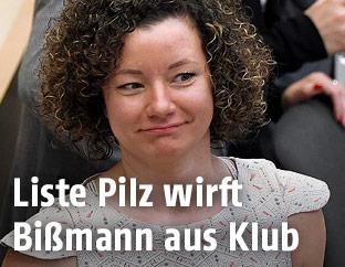 Abgeordnete Martha Bißmann