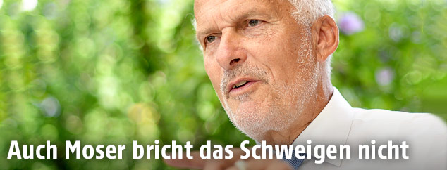 ÖVP-Justizminister Josef Moser