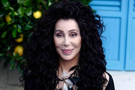 """Cher bei der Premiere von """"Mamma Mia!"""""""