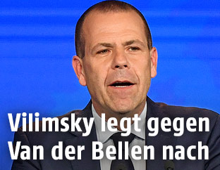 FPÖ-Geschäftsführer Harald Vilimsky
