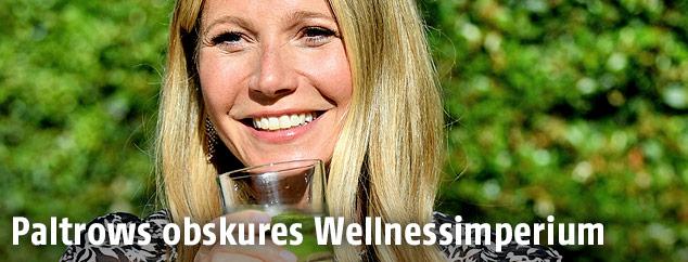 US-Schauspielerin und Unternehmerin Gwyneth Paltrow