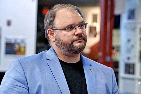 Der zurückgetretene US-Abgeordnete Jason Spencer