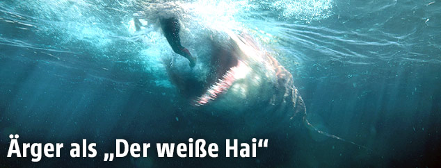 "Szene aus dem Film ""The Meg"""