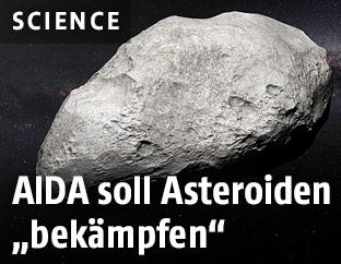 Ein Asteroid