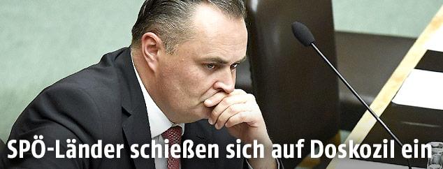 Hans Peter Doskozil (SPÖ)