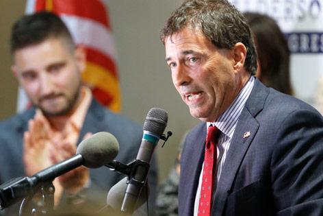 Noch kein offizielles Ergebnis: Trump-Kandidat liegt bei Nachwahl in Ohio vorn