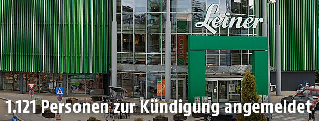 Leiner-Filiale in Wien