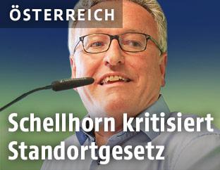 LHStv. Heinrich Schellhorn (Grüne)