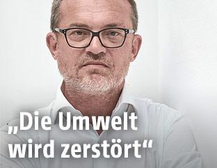 Robert Lechner, Geschäftsführer des Österreichischen Ökologieinsitutes