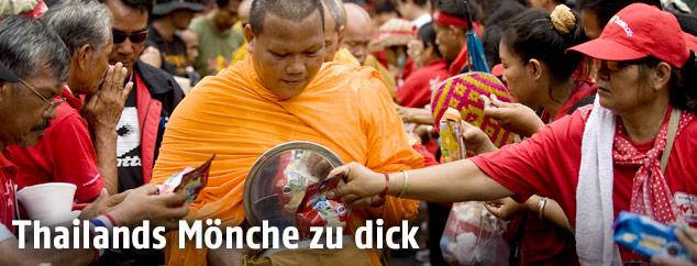 Thailändisch Mönch