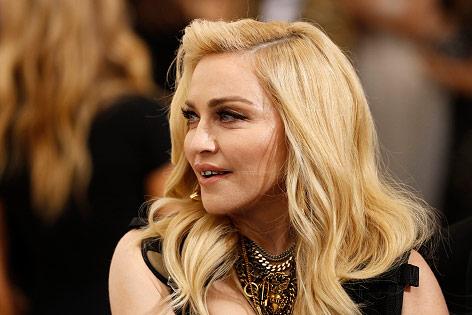 Madonna, 2017