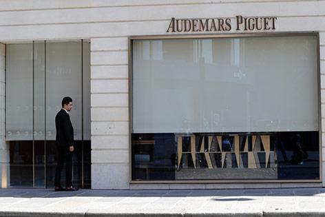 Filiale des Schweizer Uhrenherstellers Audemars Piguet