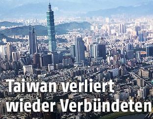 Taiwans Hauptstadt