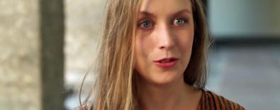 Sängerin Emma Posman