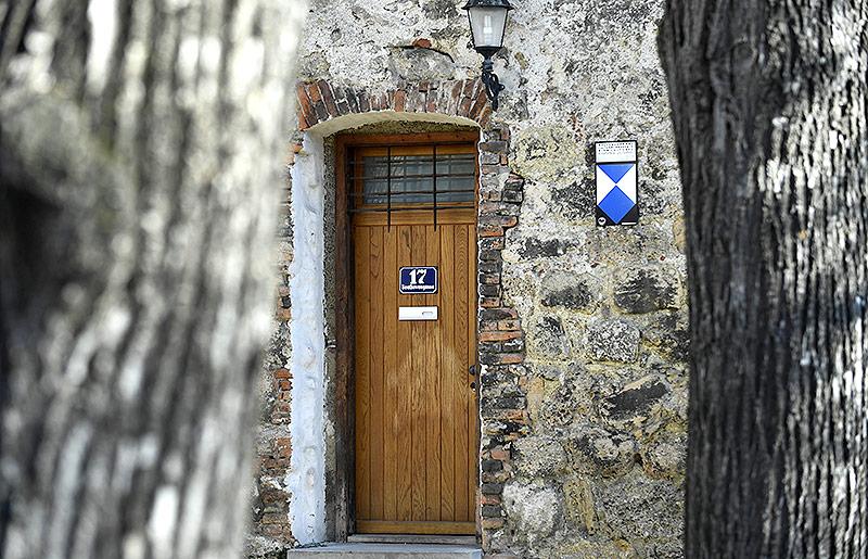 "Vereinslokal der ""Burschenschaft Germania Wiener Neustadt"""