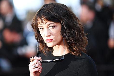 """Schauspielerin und """"#MeToo""""-Aktivistin Asia Argento"""