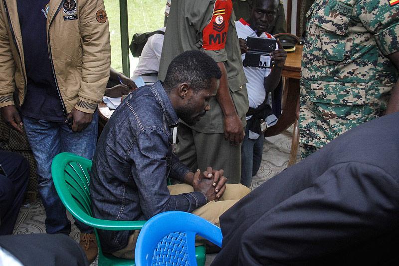 Kyagulanyi Ssentamu (Bobi Wine)