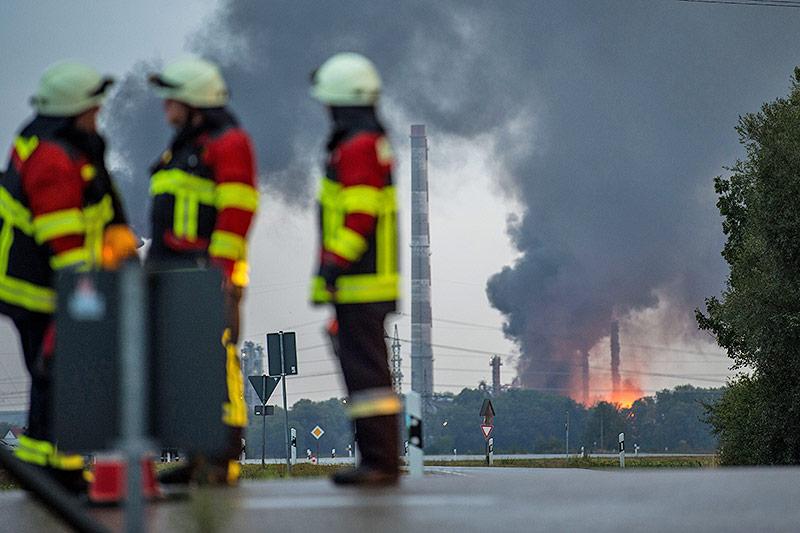 Feuerwehr in Ingolstadt